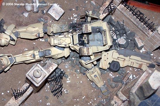 starship modeler   u0026 39 heroes u0026 39  sci